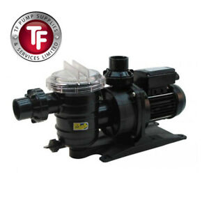 Nocchi Swimmey 19T 400v Swimming Pool Pump - 1hp - 310LPM - With Pre-Filter