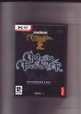 NEVERWINTER NIGHTS 2 : MASK OF THE BETRAYER EXPANSION PACK - PC GAME ADD-ON VGC