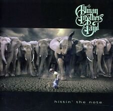 The Allman Brothers Band - Hittin the Note [New CD]