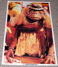 E.T. Dressed As A Woman Poster 1982 C/C Sales Universal Movie #90602 ET