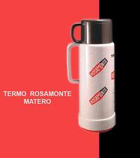 Yerba Mate THERMOS - TERMO ROSAMONTE MATERO 1L (ARGENTINA) GLASS VACUUM FLASK