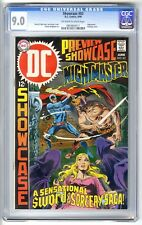 DC COMICS SHOWCASE #83 (JUN1969) CGC 9.0 VF/NM OW/W  KUBERT COVER WRIGHTSON ART