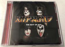 Kiss - KISSWORLD - The Best Of KISS (CD)