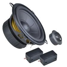 Ground Zero GZIC 130.2 130 mm 2-Wege Komponenten-Lautsprechersystem NEU & OVP