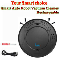 Smart Auto Robot Vacuum Cleaner Electric Rechargeable Wet And Dry Mop Sweeping