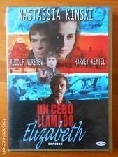 DVD UN CEBO LLAMADO ELIZABETH - NASTASSJA KINSKI - HARVEY KEITEL (Z3)