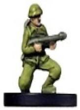 Axis & Allies miniatures 1x x1 #023 Marine M2-2 Flamethrower A&A Base Set NM wit