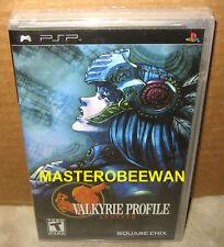Valkyrie Profile: Lenneth New Sealed (Sony PSP, 2006) PlayStation