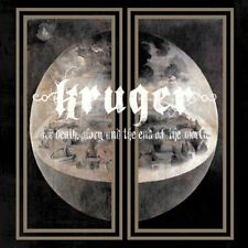 Kruger - For Death Glory And The End Of The World [CD]