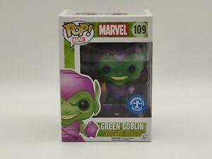 Green Goblin | 109 | Funko Pop! Vinyl | Underground Toys | SECURELY PACKAGED