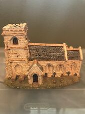 Lilliput Lane Collectible Cottage – St Mary's Church 1985 Cumbria Uk