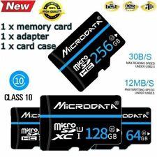 Micro SD Card 128GB 256GB Memory Card C10 TF Card Flash Drive for Smartphone