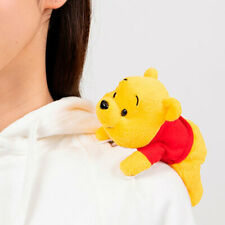 Tokyo Disney Resort Limited Winnie the Pooh Plush Doll Clip Japan Disneyland
