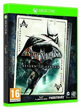 BATMAN RETURN TO ARKHAM JEU XBOX ONE NEUF