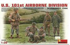 MiniArt US 101st Airborne Division, Normandy 1944  1/35 35089 ST