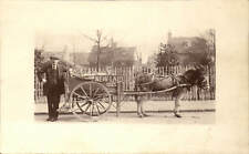 More details for walthamstow. new laid eggs. c. ? westbrook, ? rosslyn road, donkey delivery cart