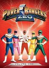 Power Rangers Zeo, Vol. 1 (DVD, 2013, 3-Disc Set)