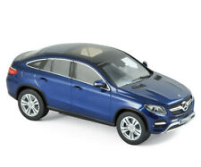 NOREV 351338 - Mercedes Benz GLE Coupé 2015 Blue metallic 1/43