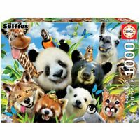 Llama Drama Selfies - 1000 Piece Jigsaw Puzzle, Educa Borras