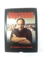 The Sopranos Complete First And Second Seasons DVD 8-Disc