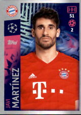 Champions League 19 20 2019 2020 Sticker 89 - Javi Martinez - FC Bayern München