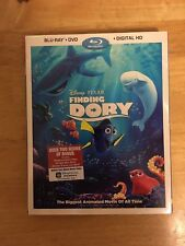 Finding Dory (Blu-ray/DVD, Includes Digital Copy) BRAND NEW