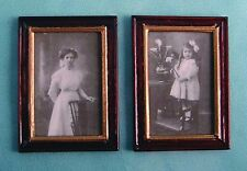 Any Room Miniature Picture Sets for Dolls