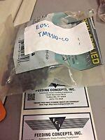 98B2548 Panduit Tm3s10-C0 Cable Tie Mount, #10screw Sz, 15.5mm W, Pk 48