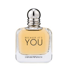ARMANI BECAUSE OF YOU 100ML EDP TESTER WOMEN