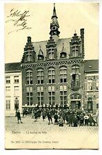 CPA - Carte Postale - Belgique - Eecloo - La Justice de Paix - 1906 (BR14351)