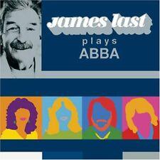 LAST, James - James Last Plays ABBA - LAST, James CD 1LVG The Cheap Fast Free
