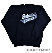 Suicidal Tendencies Sweatshirt Crew Neck Cyco Crew hoodie shirt sweater