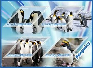 Stamps  Fauna  Penguins