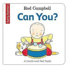 Can You? by Rod Campbell (Board book, 2014)