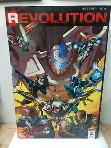Hasbro IDW Universe Exclusive - IDW Revolution Box Set 2017