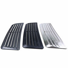Car Decorative Air Flow Intake Hood Scoop Vent Bonnet Cover ABS Sticker New