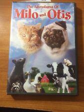 The Adventures Of Milo And Otis (DVD) ...pm43