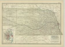 1897 (98) NEBRASKA by The Century Co