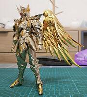 Jmodel Saint Seiya Myth Soul of God EX SOG Gold Gemini Saga metal Cloth