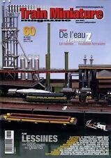 Train Miniature Magazine - N° 60