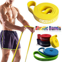 Elastic Heavy Duty Resistance Band Gym Workout Fitness Yoga Latex Sport Band lot