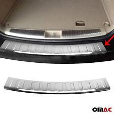 For Mercedes Ml W164 2006 2011 Chrome Rear Bumper Guard Trunk Sill Cover Ssteel