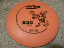 Innova DX Rancho Roc 169 gram golf disc patent #