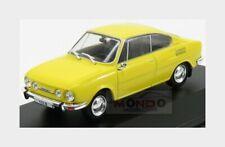 Skoda 110R 1970 Yellow WHITEBOX 1:43 WB278