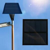 Kleine 60 * 60mm 2V220MA Mini Solar Panel Modul für Akku Handy Ladegerät DIY