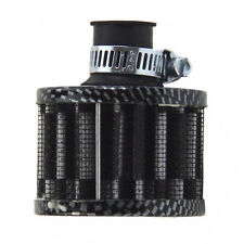 COCHE CARBONO Cuero Compresor Recambio toma de aire columna filtro limpiador