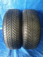 2 x Winterreifen Reifen Goodyear Ultra Grip Performance 205 60 R16 92H DOT 3214
