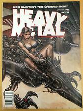 Heavy Metal Magazine September 1993 Vol XVII No.4