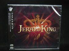 JERALD KING ST JAPAN CD Sniper Bow Wow Classic Japanese Hard Rock !