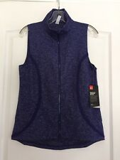 Under Armour Woman's Fitted Coupe Zip Jacket Purple Small NWT